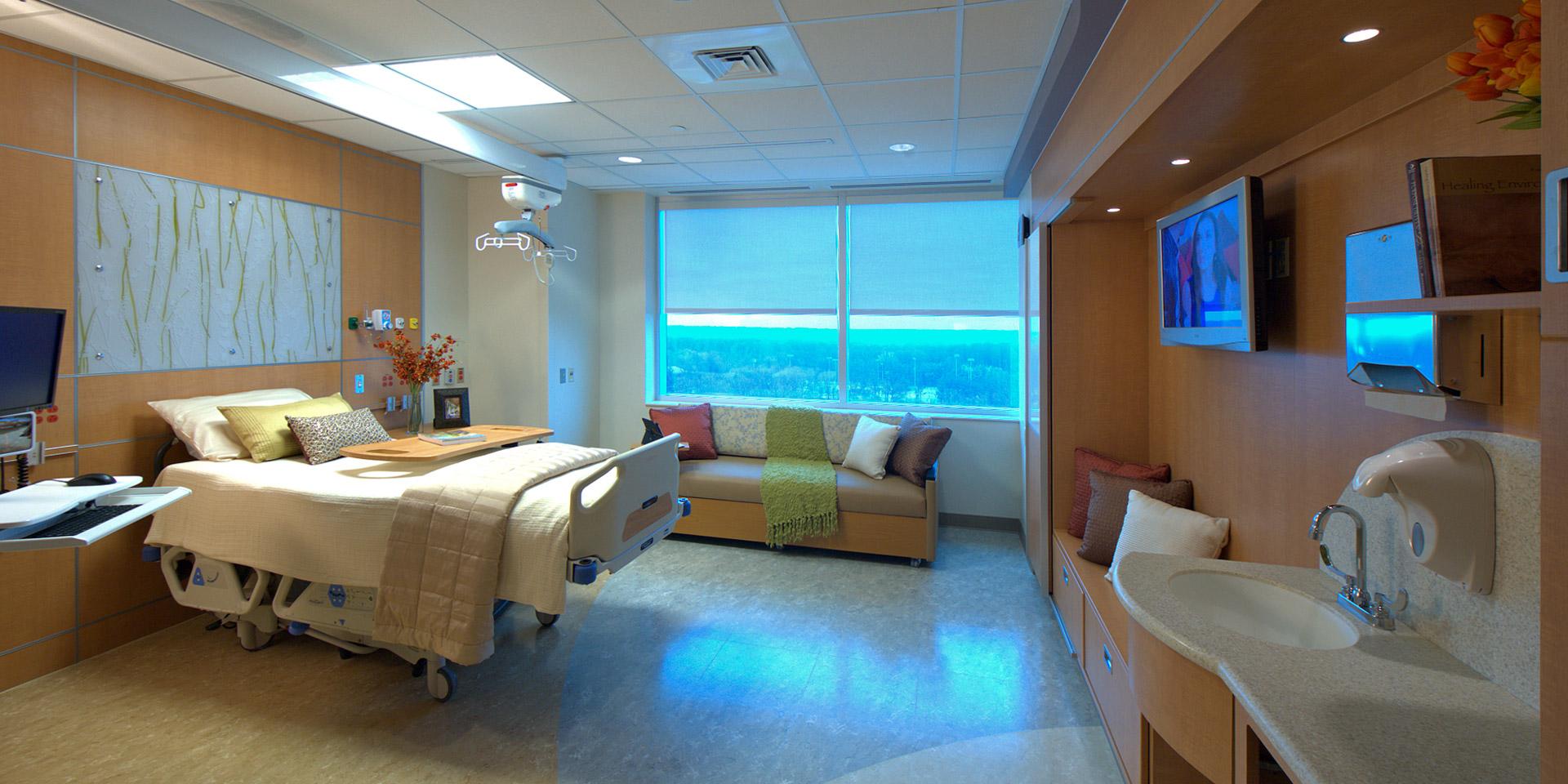 Inova Fairfax Hospital Bed Modernization