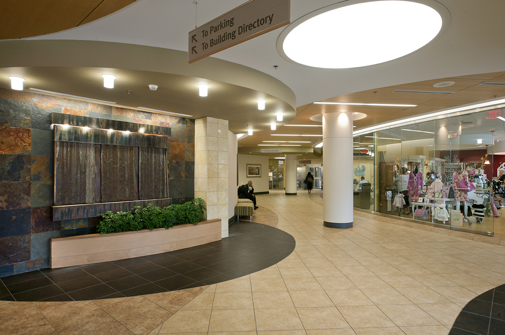 Sibley Memorial Hospital: Medical Building