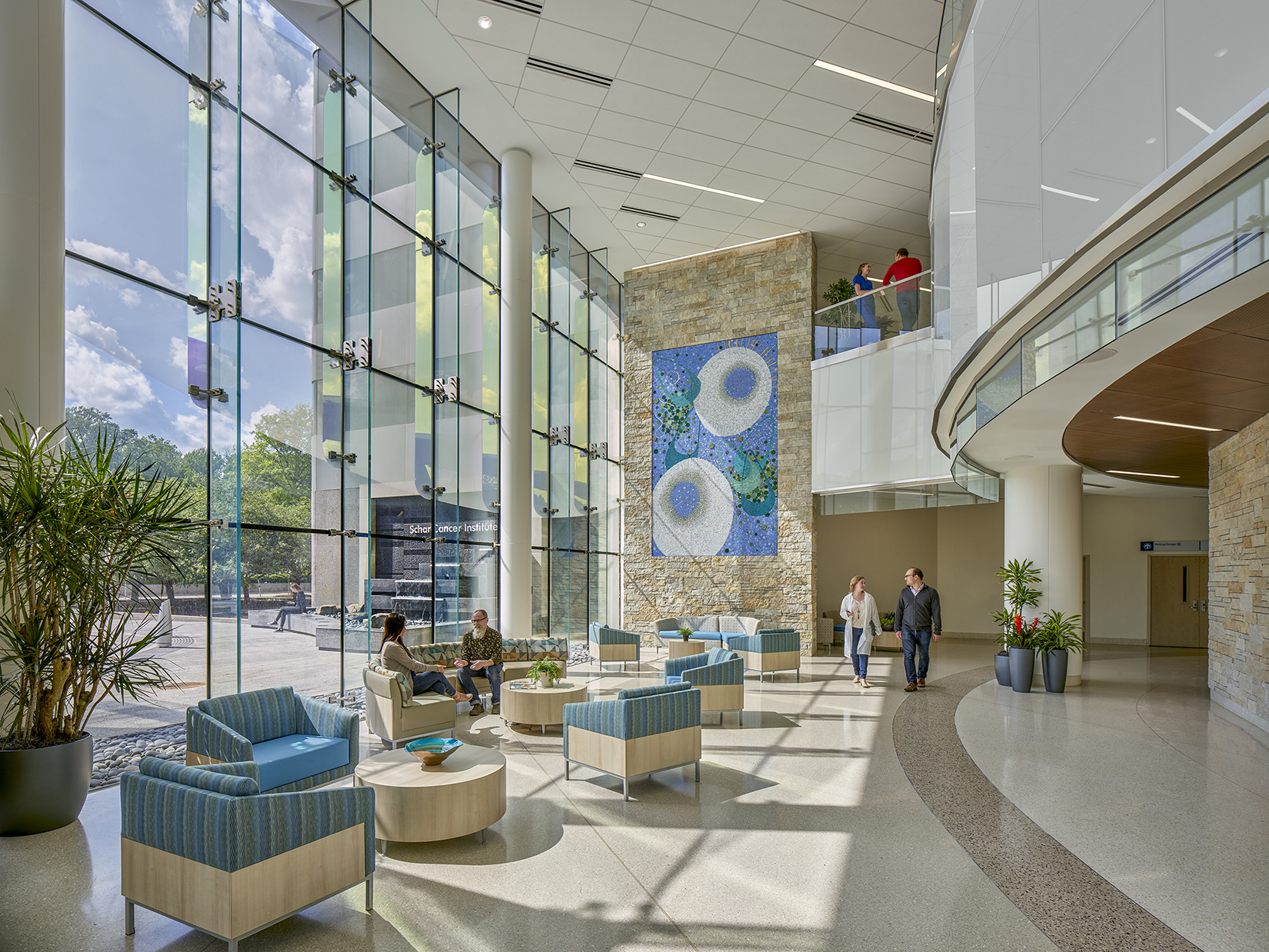 Inova Dwight and Martha Schar Cancer Institute