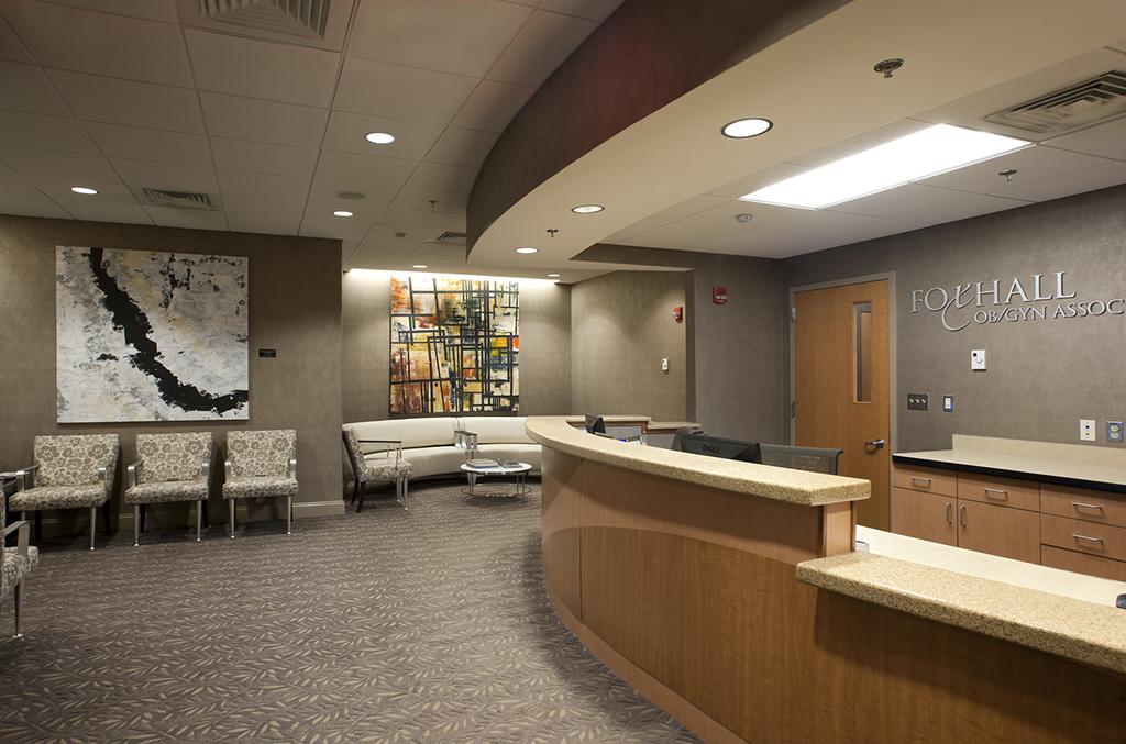 Sibley Memorial Hospital: Medical Building