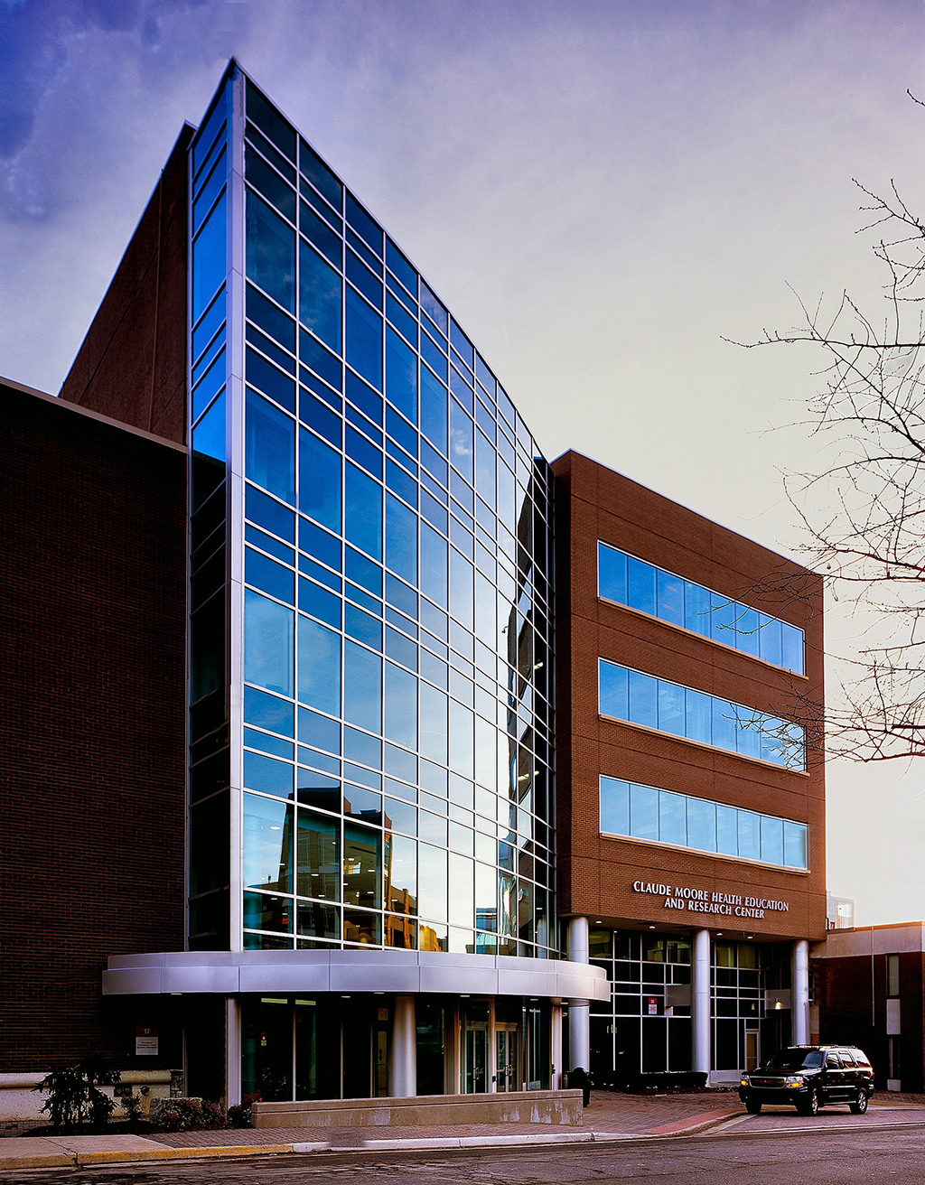 Claude Moore Health Education & Research Center