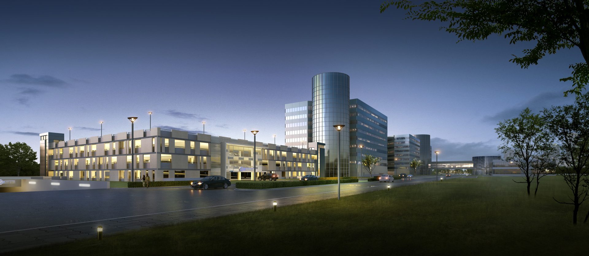 Inova Dwight and Martha Schar Cancer Institute