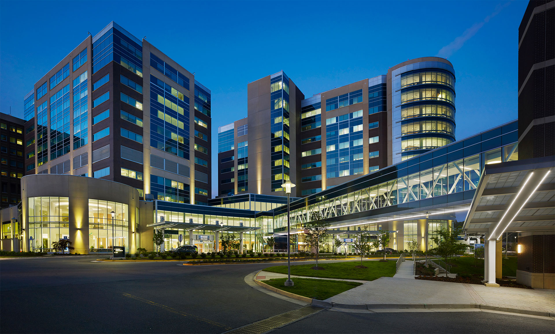 Inova Womens Hospital and Inova Chidrens Hospital