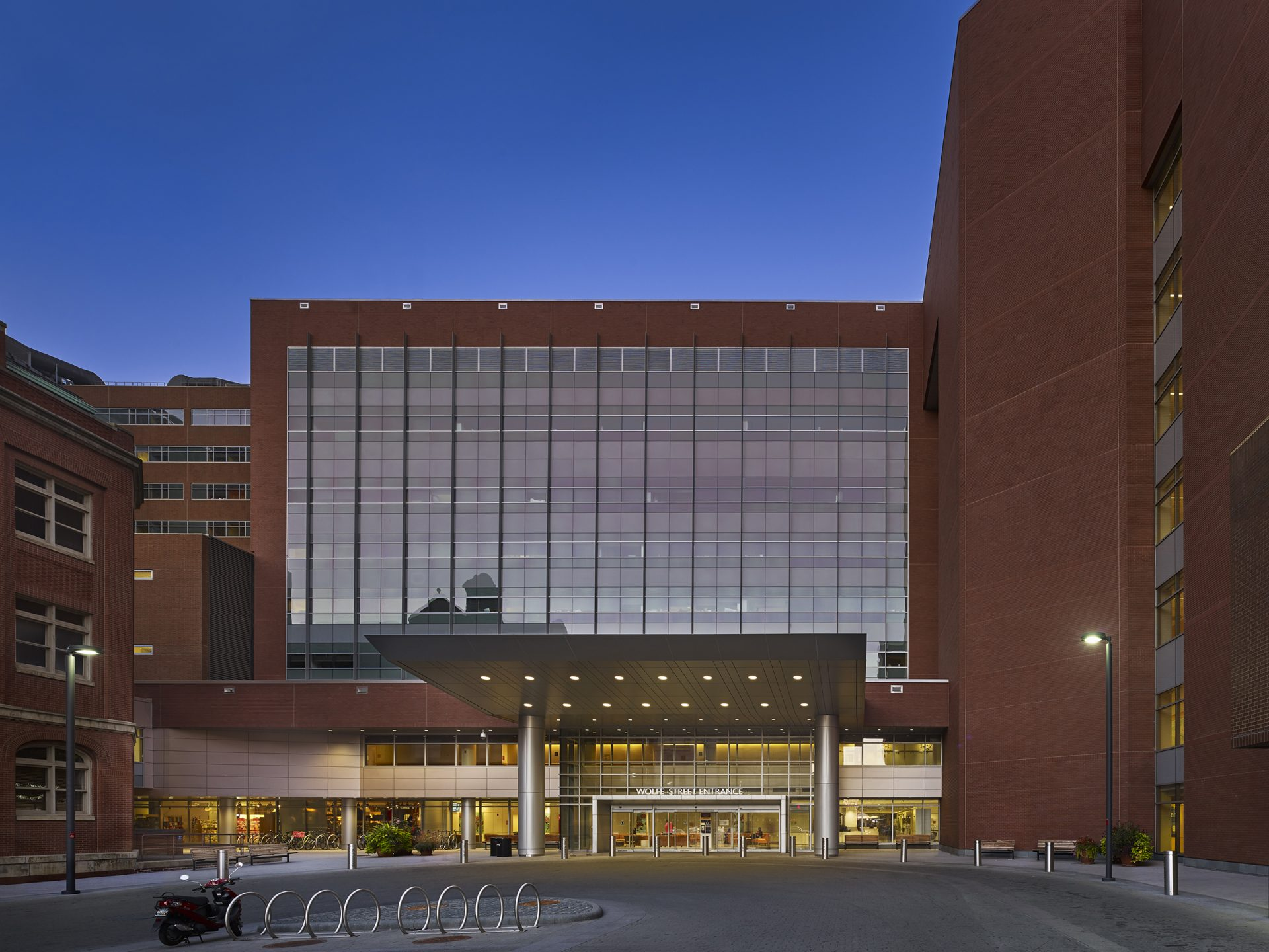 johns hopkins hospital nelsonharvey building 187 wilmot