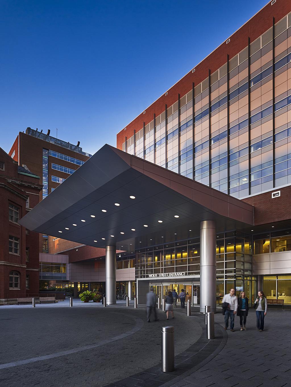 Johns Hopkins Hospital Nelson Harvey Building 187 Wilmot