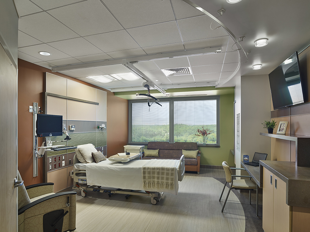 Sibley Memorial Hospital: The New Sibley