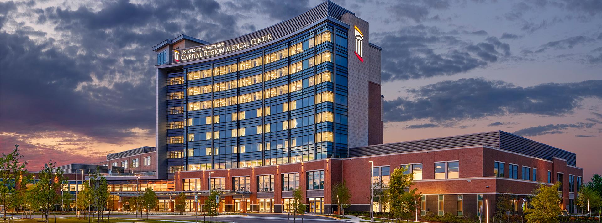 University of Maryland Capital Region Medical Center