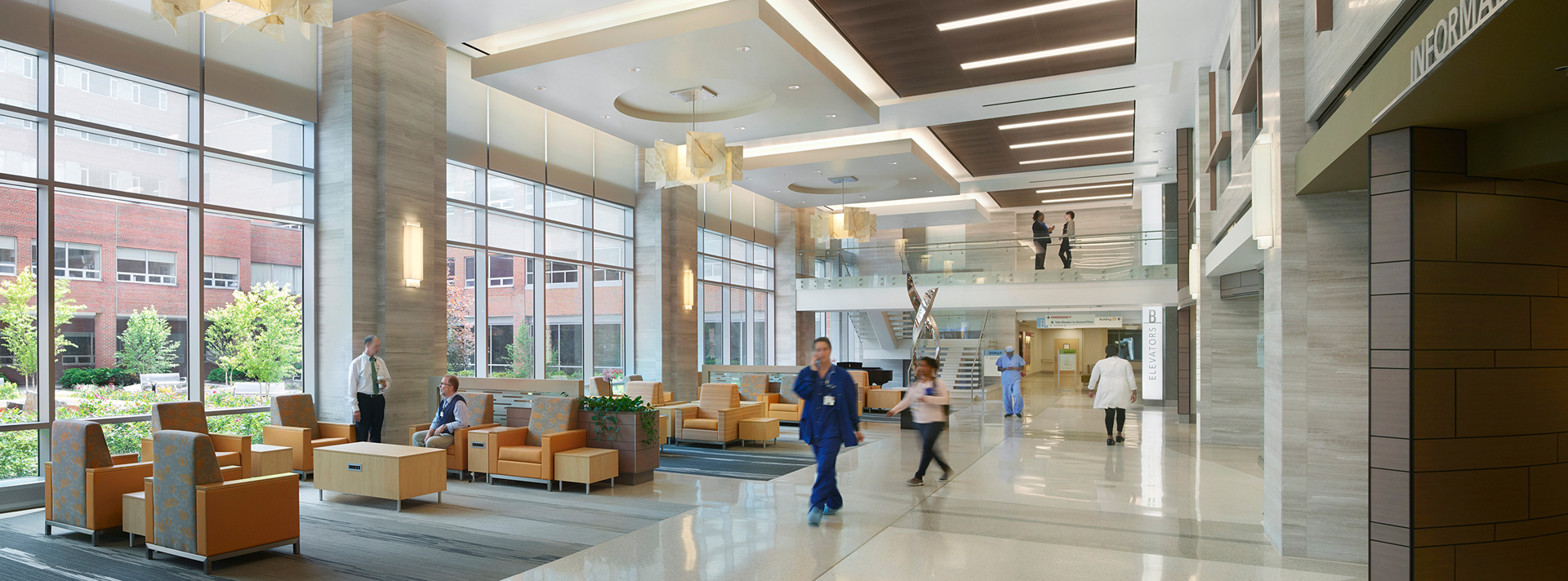 Sibley Memorial Hospital: The New Sibley