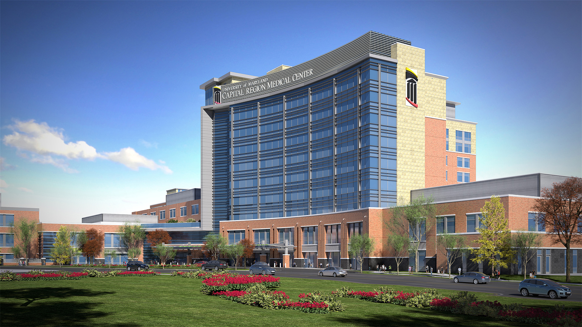 University of Maryland Capital Region Medical Center