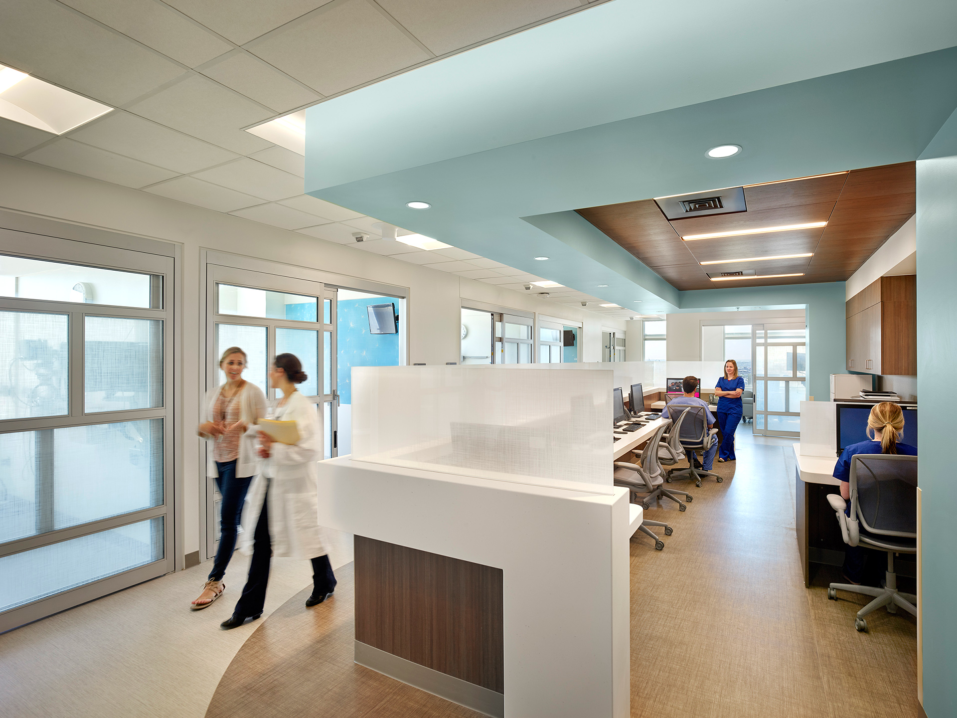 Skip Viragh Outpatient Cancer Building